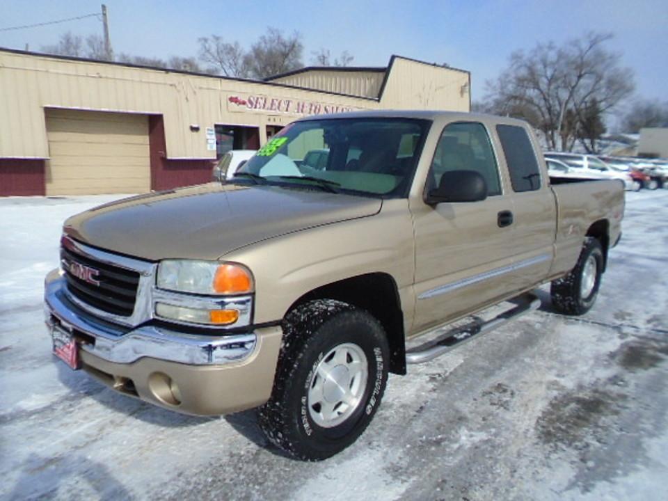 2004 GMC Sierra 1500  - Select Auto Sales