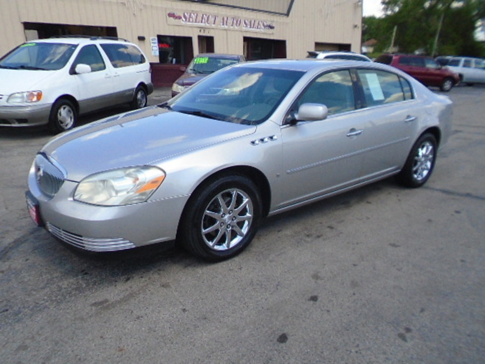 2007 Buick Lucerne  - Select Auto Sales