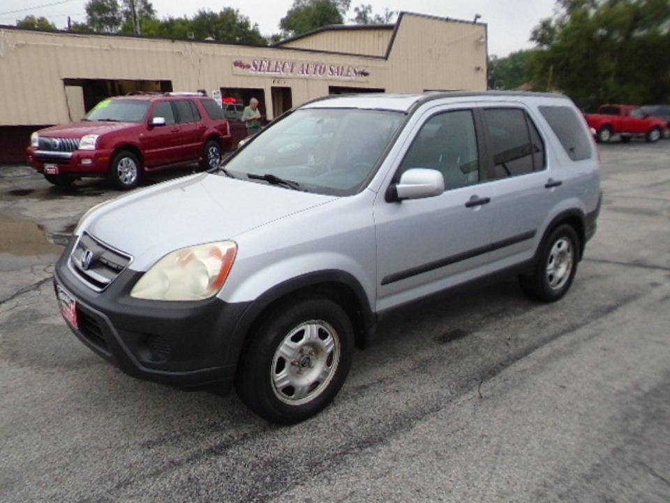 2005 Honda CR-V 4x4 EX  - 10595  - Select Auto Sales