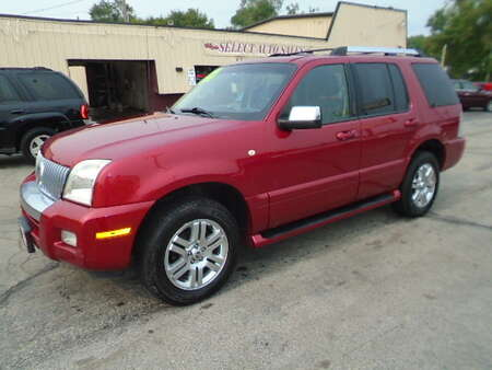 2006 Mercury Mountaineer Premier AWD for Sale  - 10594  - Select Auto Sales
