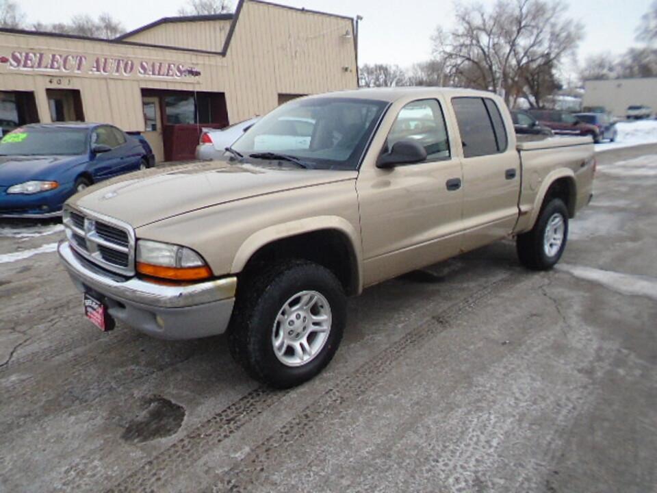 2004 Dodge Dakota  - Select Auto Sales
