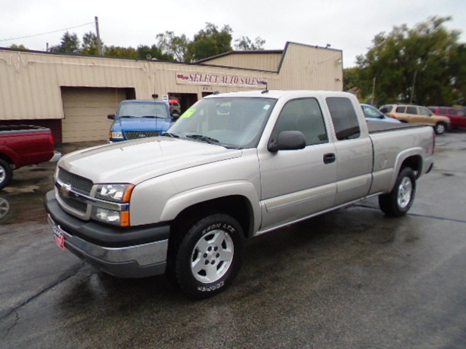 2004 Chevrolet Silverado 1500  - Select Auto Sales