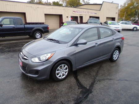 2013 Hyundai Accent GLS for Sale  - 10087A  - Select Auto Sales