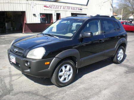 2005 Hyundai Tucson GLS 4x4 for Sale  - 10009  - Select Auto Sales
