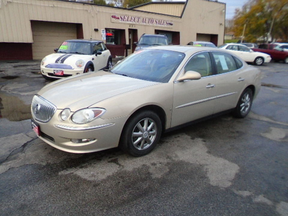 2008 Buick LaCrosse  - Select Auto Sales