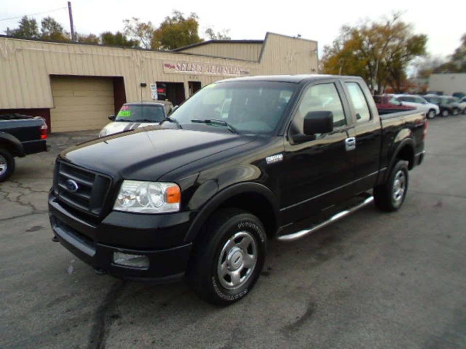 2005 Ford F-150  - Select Auto Sales