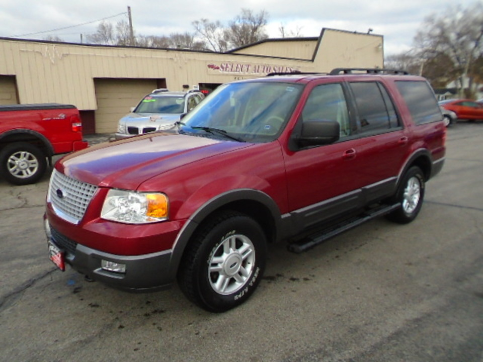 2005 Ford Expedition XLT 4X4  - 10337  - Select Auto Sales