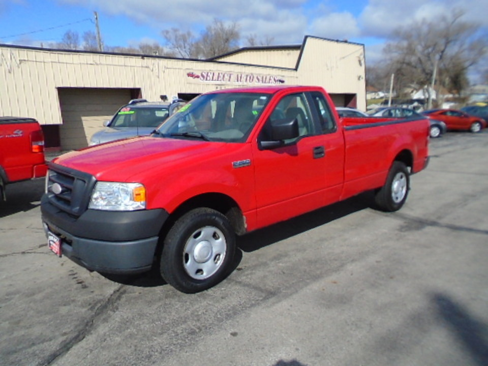 2007 Ford F-150 XL  - 10338  - Select Auto Sales