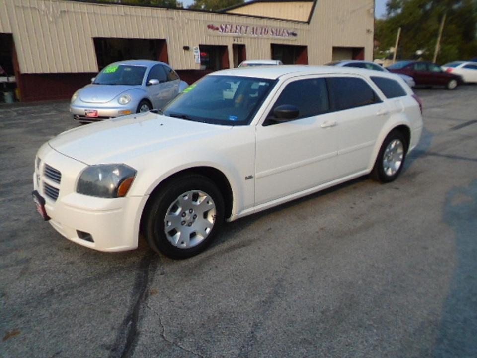 2006 Dodge Magnum SXT  - 10419  - Select Auto Sales