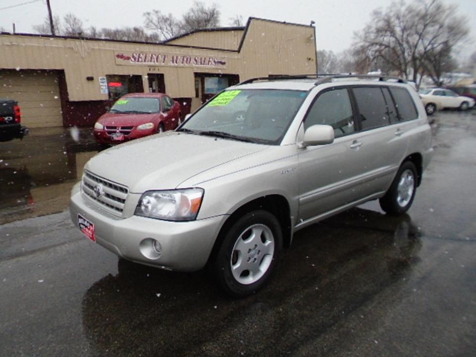 2005 Toyota Highlander  - Select Auto Sales