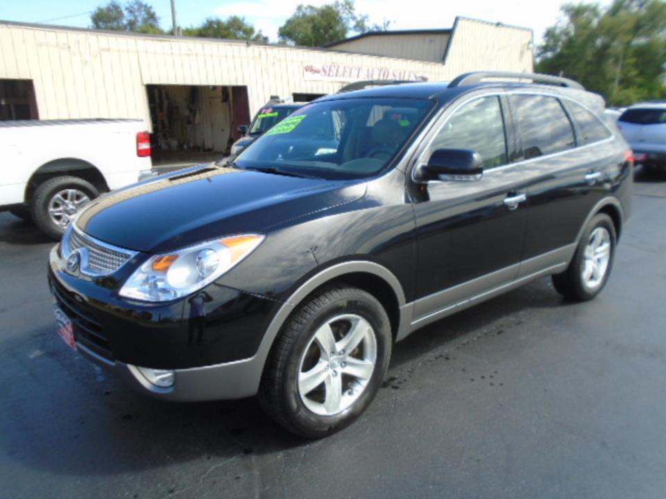 2011 Hyundai Veracruz LTD FWD  - 10609  - Select Auto Sales