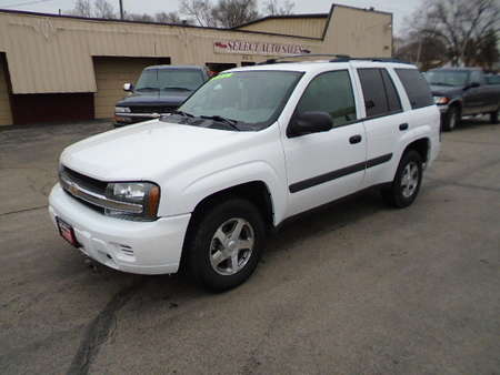 2005 Chevrolet TrailBlazer LS 4X4 for Sale  - 10169  - Select Auto Sales