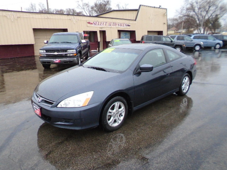 2006 Honda Accord  - Select Auto Sales