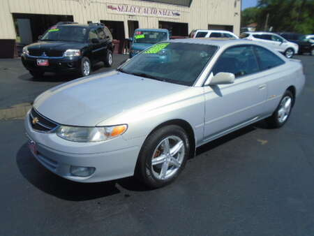 1999 Toyota Camry Solara SLE for Sale  - 10608  - Select Auto Sales