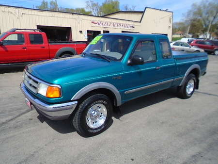 1997 Ford Ranger Super Cab, XLT, 4X4 for Sale  - 10179  - Select Auto Sales