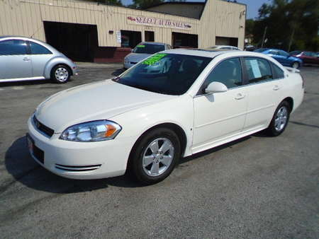 2009 Chevrolet Impala LT for Sale  - 10416  - Select Auto Sales