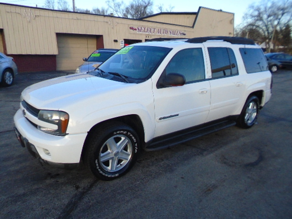 2003 Chevrolet TrailBlazer LT 4X4  - 10289  - Select Auto Sales