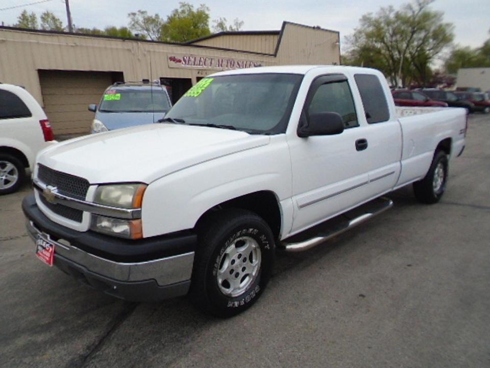 2003 Chevrolet Silverado 1500  - Select Auto Sales