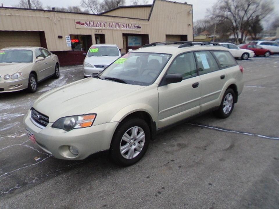 2005 Subaru Outback  - Select Auto Sales