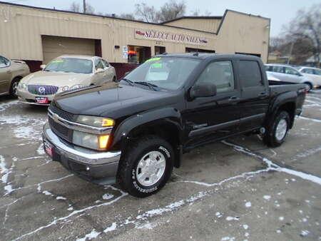 2004 Chevrolet Colorado Crew Cab LS 4x4 for Sale  - 10124  - Select Auto Sales