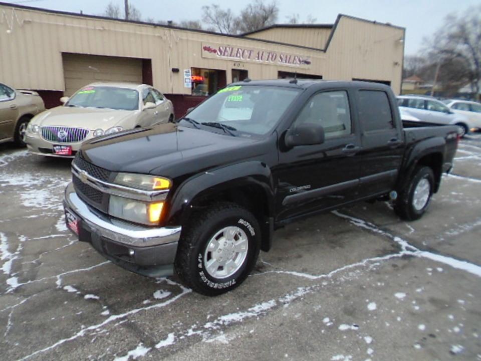 2004 Chevrolet Colorado  - Select Auto Sales