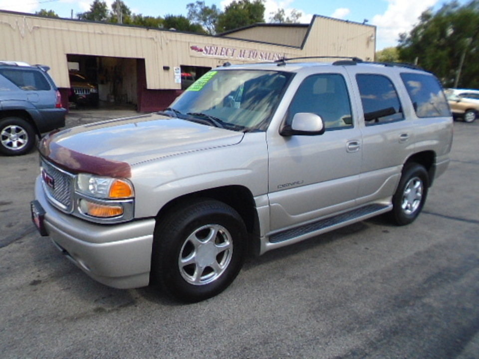 2004 GMC Yukon Denali  - Select Auto Sales