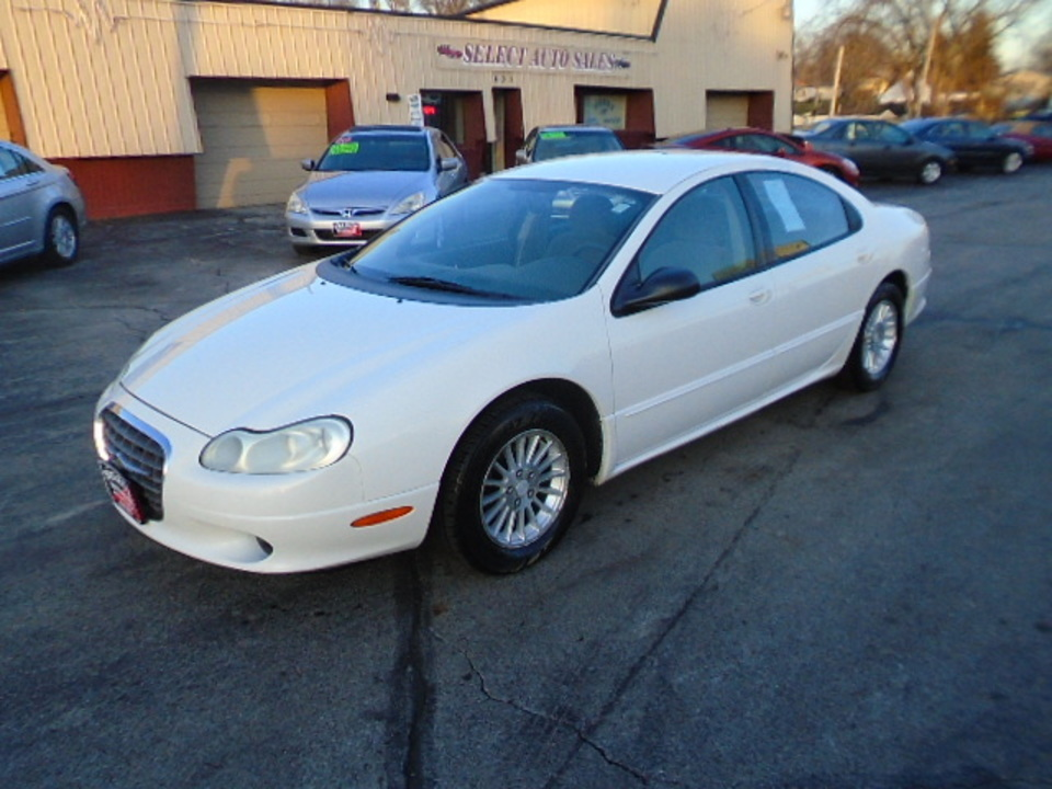 2004 Chrysler Concorde LX  - 10290  - Select Auto Sales