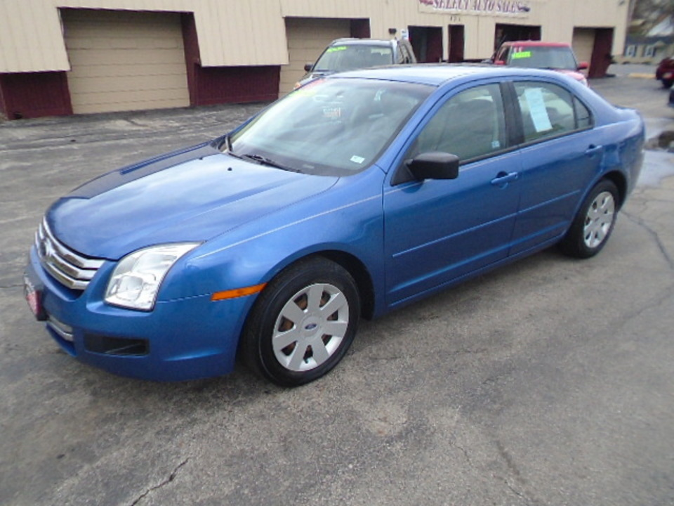 2009 Ford Fusion S  - 10504  - Select Auto Sales
