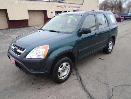 2003 Honda CR-V 4WD for Sale  - 10503  - Select Auto Sales