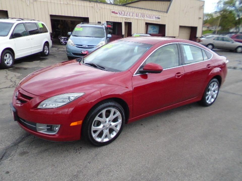 2009 Mazda Mazda6 S  - 10185  - Select Auto Sales