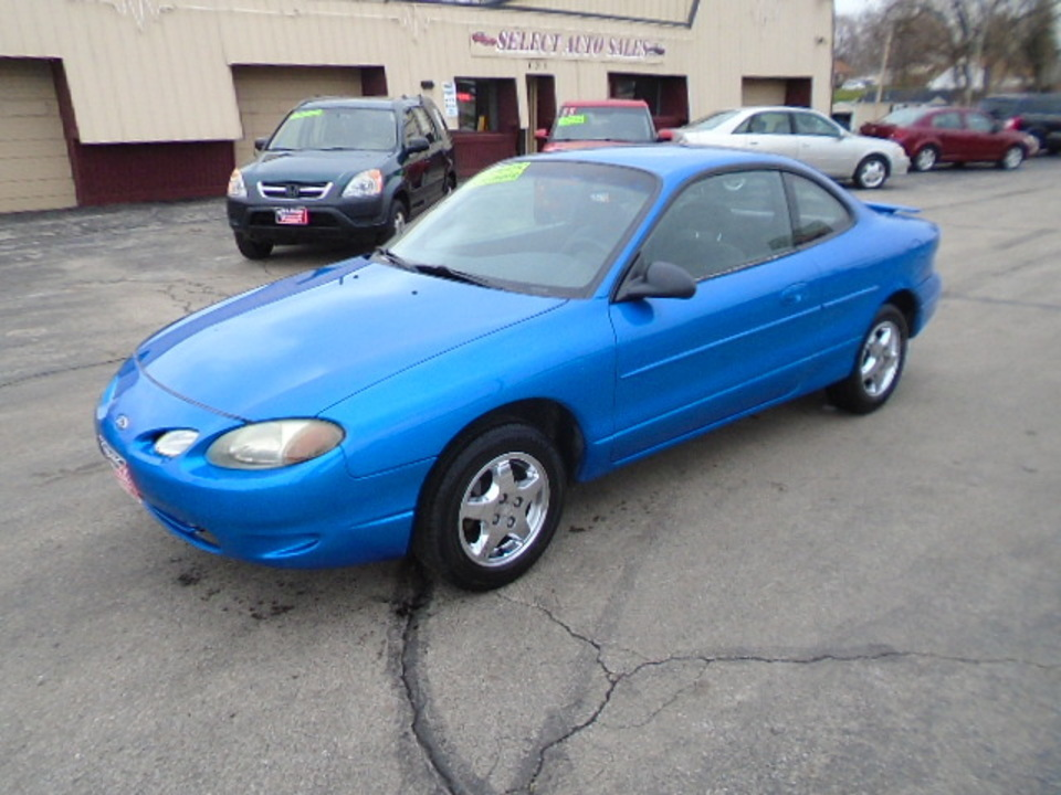 2002 Ford Escort  - Select Auto Sales