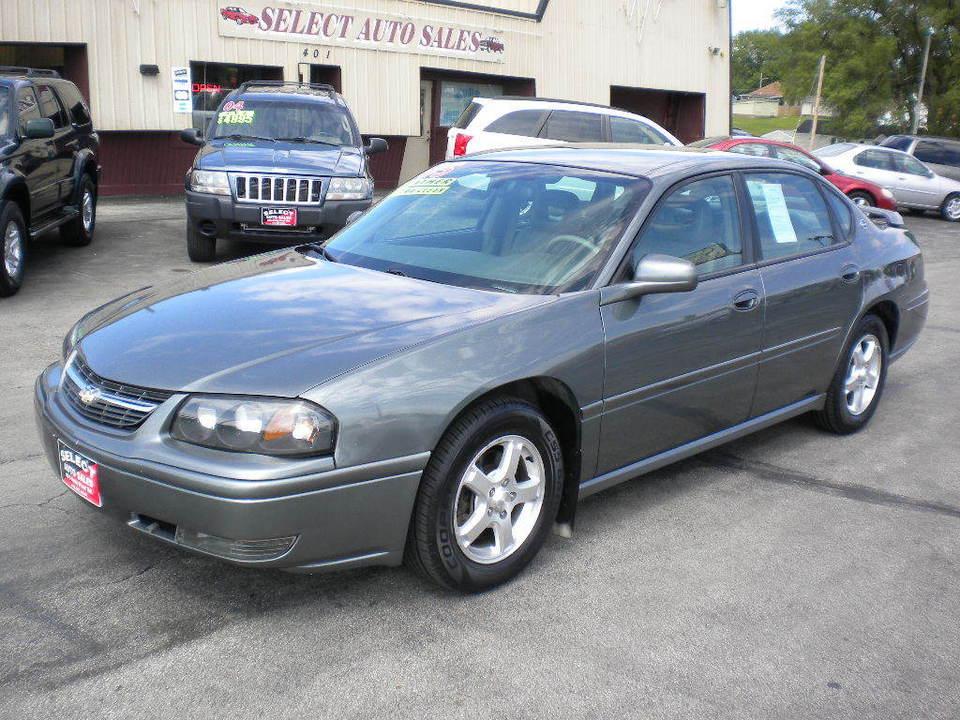2005 Chevrolet Impala  - Select Auto Sales