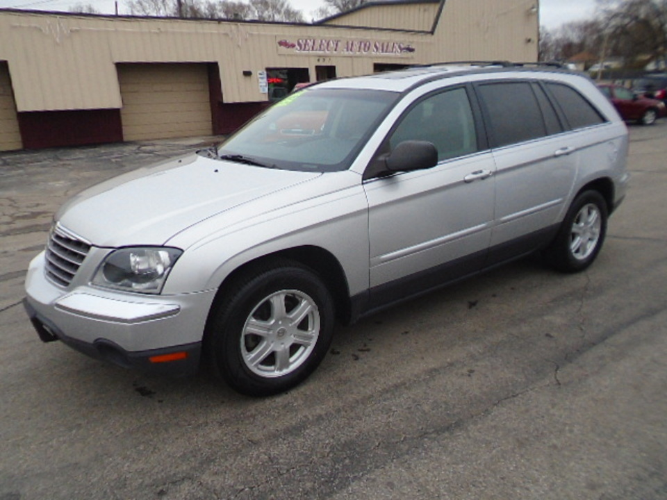 2006 Chrysler Pacifica Touring  - 10502  - Select Auto Sales