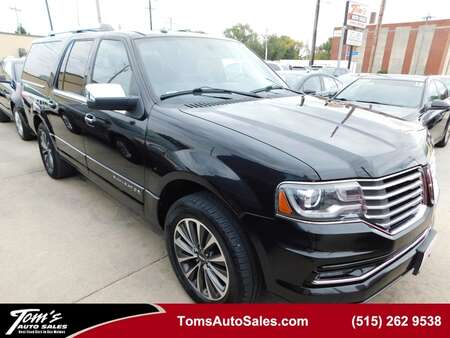 2015 Lincoln Navigator L for Sale  - 01783  - Tom's Auto Group