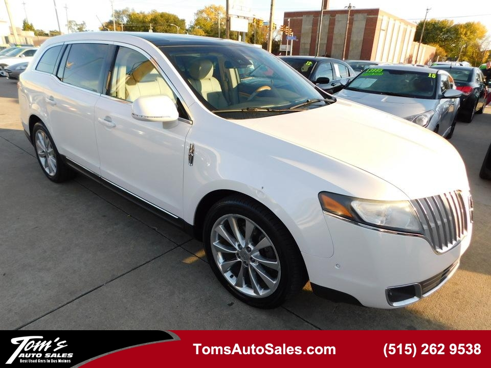 2011 Lincoln MKT w/EcoBoost  - 54043  - Tom's Auto Group