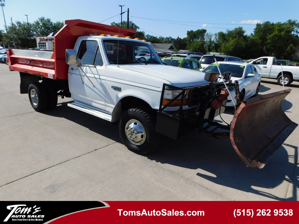 1994 Ford F-350  - T75888  - Tom's Auto Group