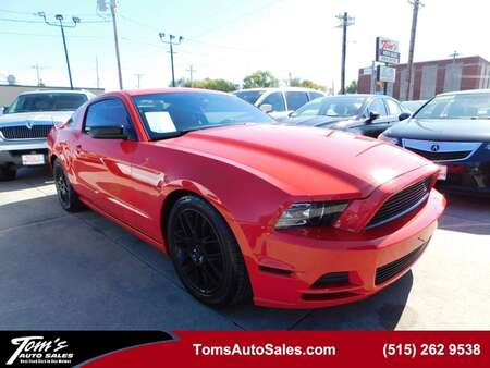 2013 Ford Mustang V6 for Sale  - W75086  - Toms Auto Sales West