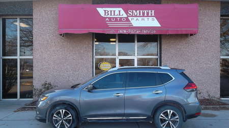 2017 Nissan Rogue SL for Sale  - 202972  - Bill Smith Auto Parts