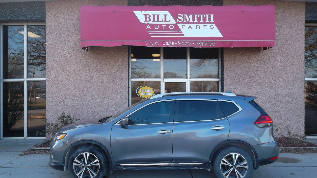2017 Nissan Rogue  - Bill Smith Auto Parts