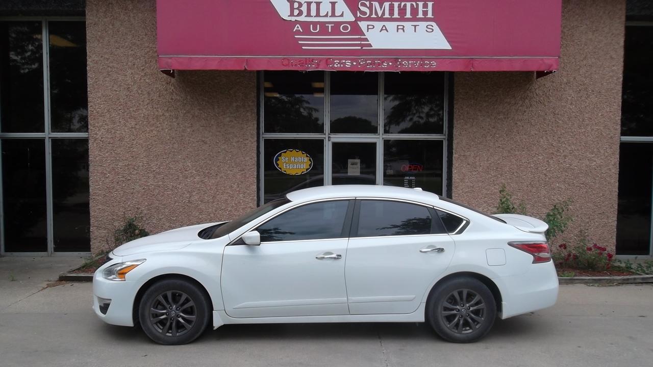 2015 Nissan Altima  - Bill Smith Auto Parts
