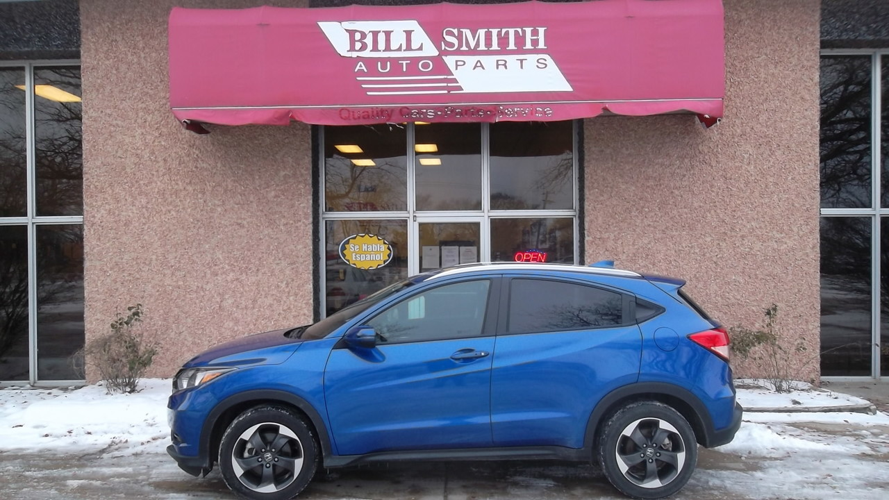 2018 Honda HR-V EX-L Navi  - 205153  - Bill Smith Auto Parts