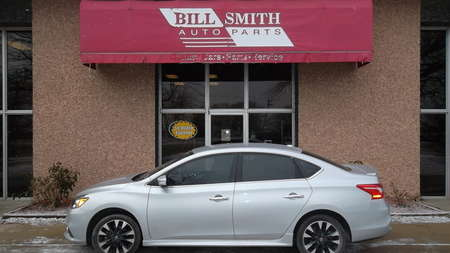 2016 Nissan Sentra SR for Sale  - 202761  - Bill Smith Auto Parts