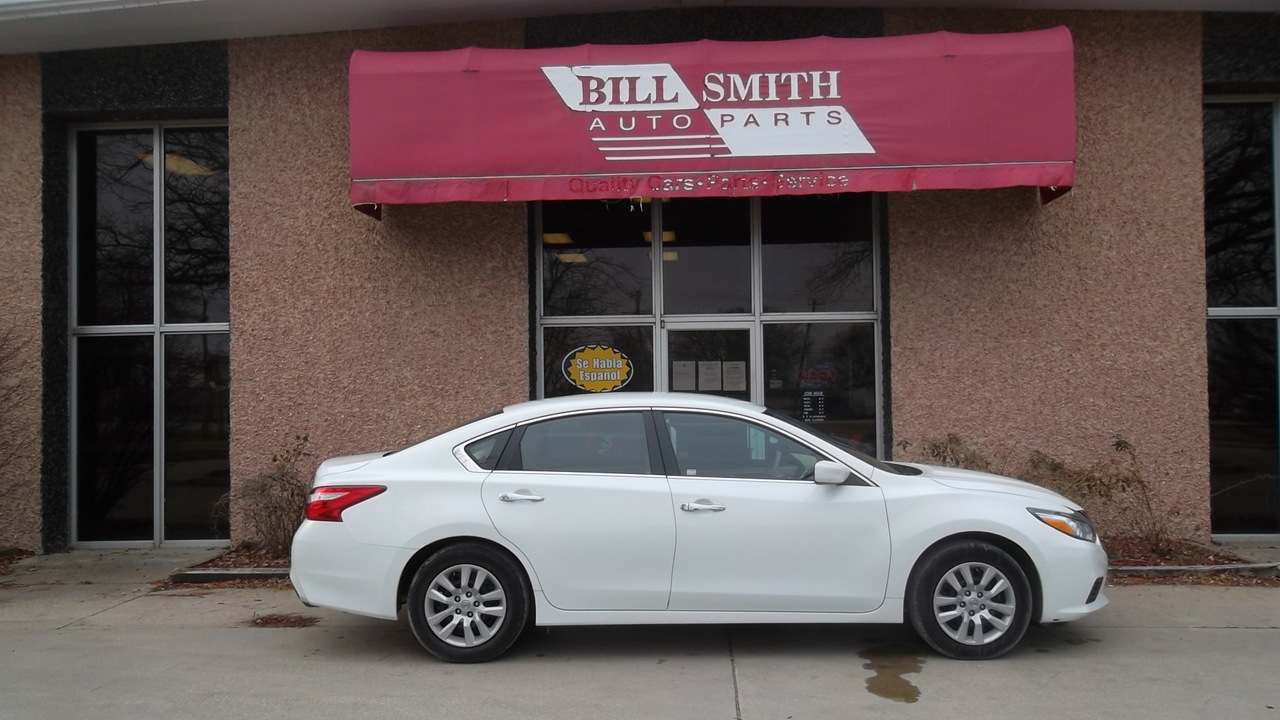 2017 Nissan Altima 2.5 S  - 205173  - Bill Smith Auto Parts