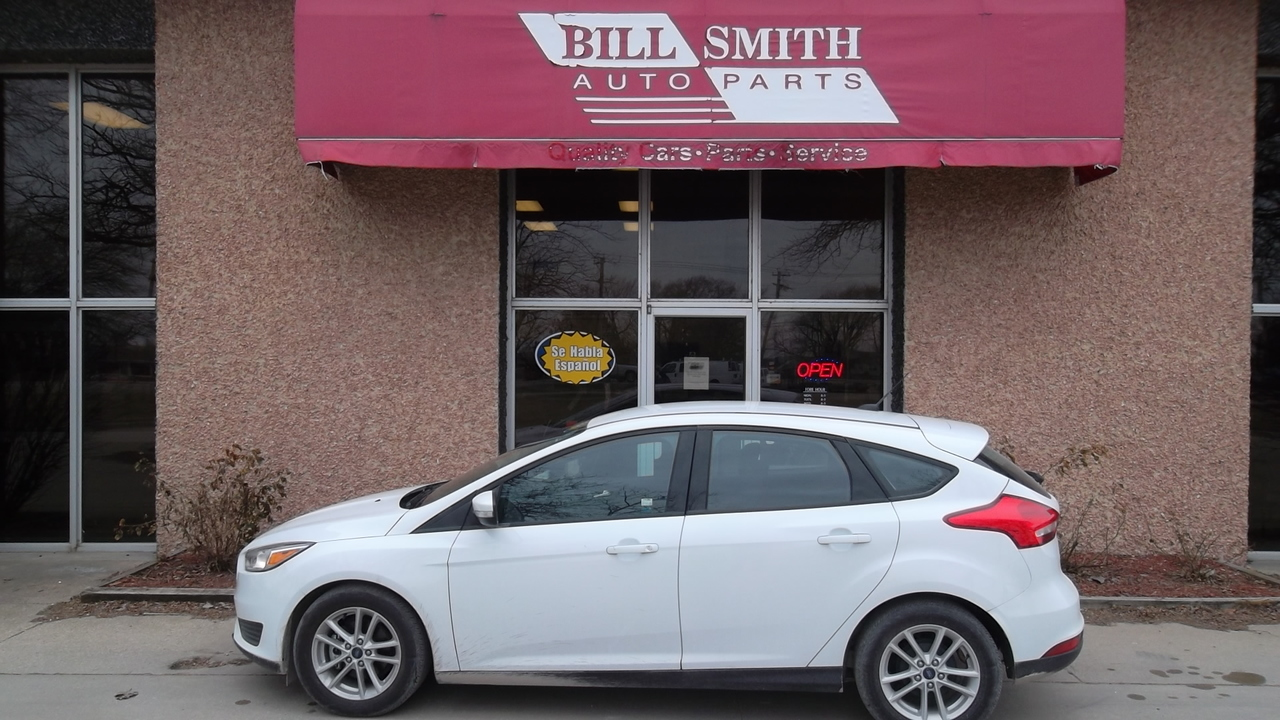 2017 Ford Focus  - Bill Smith Auto Parts