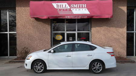 2014 Nissan Sentra SR for Sale  - 202764  - Bill Smith Auto Parts