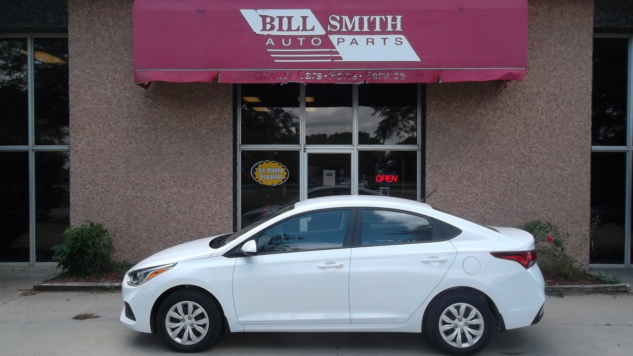 2019 Hyundai Accent SE  - 204594  - Bill Smith Auto Parts