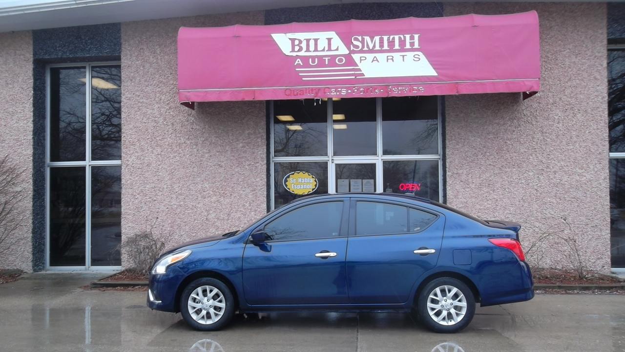 2018 Nissan VERSA SEDAN SV  - 205220  - Bill Smith Auto Parts