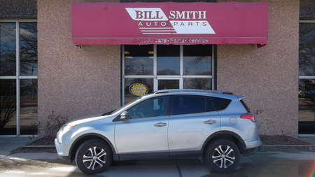 2018 Toyota Rav4 LE for Sale  - 203335  - Bill Smith Auto Parts