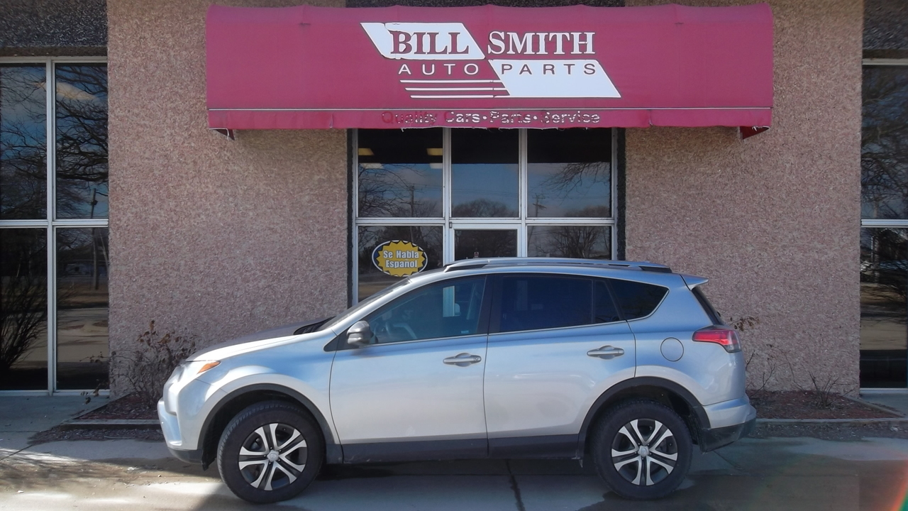 2018 Toyota Rav4  - Bill Smith Auto Parts