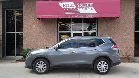 2015 Nissan Rogue S for Sale  - 202584  - Bill Smith Auto Parts